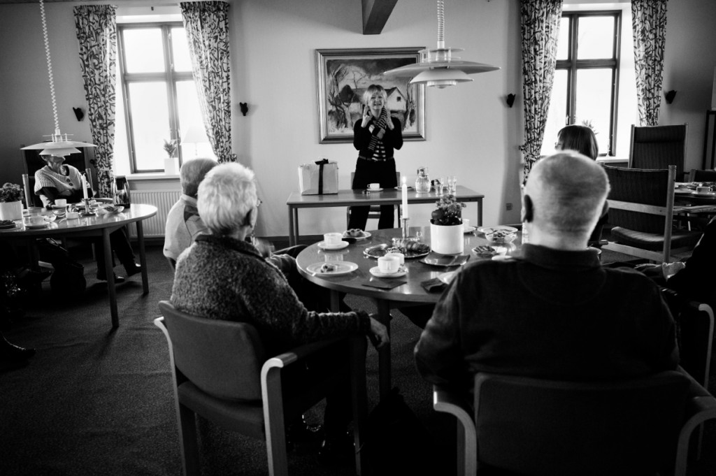 Foredrag i Vallensbæk